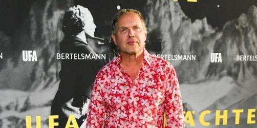 Uwe Ochsenknecht verbringt oft Stunden bei der Filmauswahl