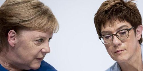 Fünf deutsche Minister in vier Flugzeugen