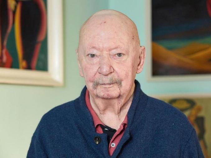 Günter Kunert starb im Alter von 90 Jahren.