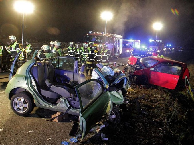 Bei dem Unfall im November 2016 starben zwei Frauen. /dpa