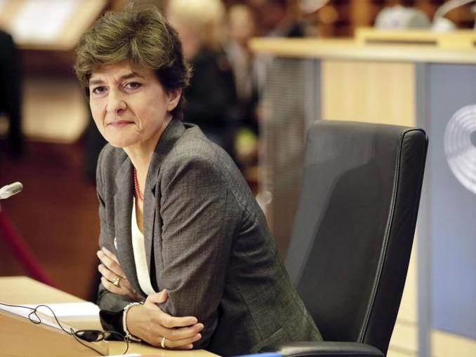 Durchgefallen: Die Französin Sylvie Goulard war als EU-Kommissarin für den Binnenmarkt vorgesehen. /AP/dpa