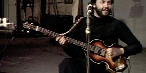Paul McCartney und die Suche nach dem Höfner-Bass