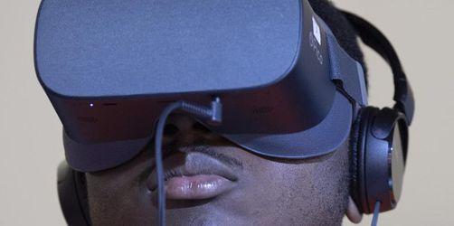 Die Buchmesse zieht die VR-Brille auf