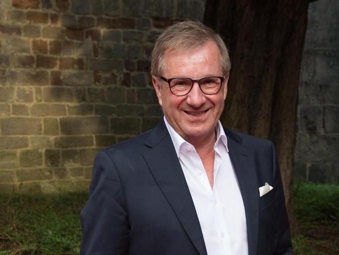 Jan Hofer, Moderator und «Tagesschau»-Sprecher, wird immer wieder Ziel von Beschimpfungen und Drohungen. /dpa