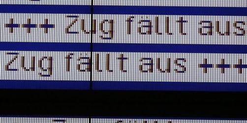 Verspätungen im Bahnverkehr zwischen Berlin und Hamburg