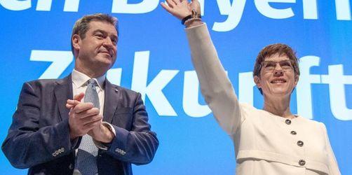 CSU-Basis bremst mit «Frauenquote light» Söders Reformwillen
