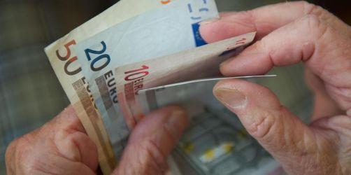Renten sollen erneut um mehr als drei Prozent steigen
