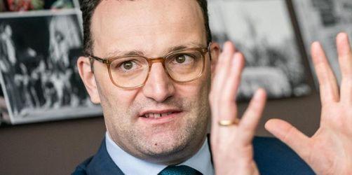 Spahn: Personaldebatten nerven CDU-Mitglieder und Bürger