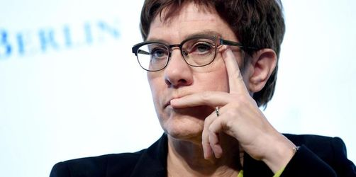 AKK: Koalitionsvertrag wird nicht neu verhandelt
