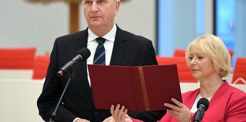 Woidke als Brandenburgs Ministerpräsident wiedergewählt