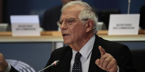 EU-Außenminister tagen erstmals unter Vorsitz von Borrell