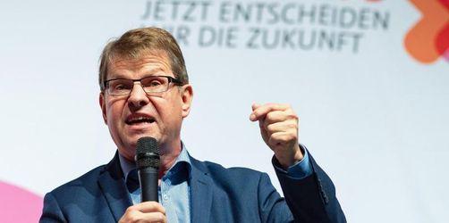 Vizekanzler Stegner? Ex-SPD-Vize fiel auf Telefonscherz rein