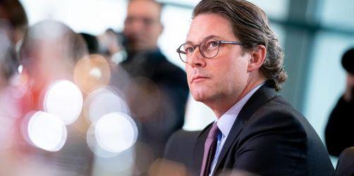 Scheuer sucht vor Maut-U-Ausschuss den Befreiungsschlag