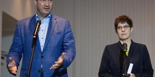 Union und SPD planen weiter Koalitionsausschuss