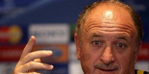 Chelsea muss nachsitzen: Scolari in der Kritik
