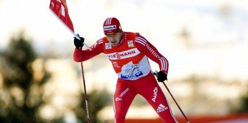 Teichmann bei Tour de Ski Dritter - Cologna siegt