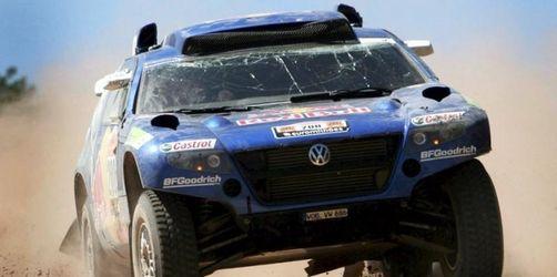 Carlos Sainz neuer Spitzenreiter der Rallye Dakar