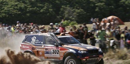 Tod von Terry überschattet Rallye Dakar