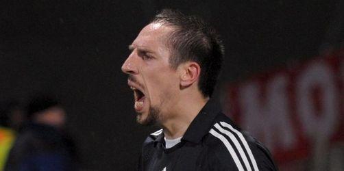 Ribéry gibt Bayern keine Garantie bis 2011