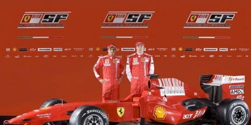 Ferraris F60-Premiere ohne Pomp