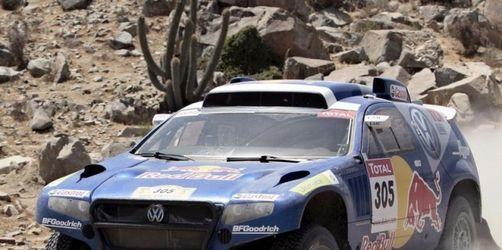 Dakar-Spitzenreiter Sainz warnt vor Atacama-Wüste