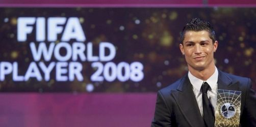«Cowboy» Ronaldo sentimentaler Weltfußballer
