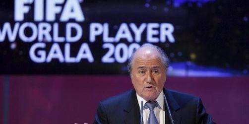 FIFA-Chef Blatter räumt Verluste ein