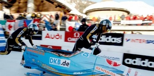 Starke Kiriasis gewinnt Bob-Weltcup und EM-Titel