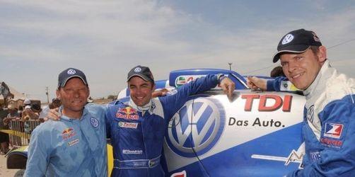 Triumph in Krisenzeiten: VW gewinnt Rallye Dakar