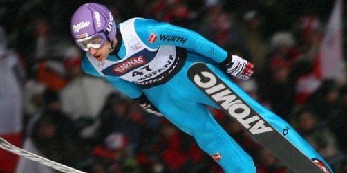 Deutsche Skispringer überzeugen in Zakopane