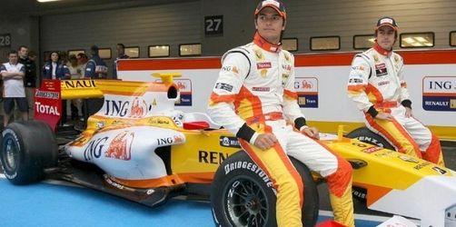 Renault und Williams enthüllen ihre neuen Boliden