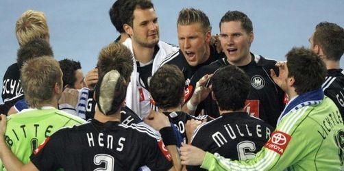 DHB-Team mit Leidenschaft in die WM-Hauptrunde