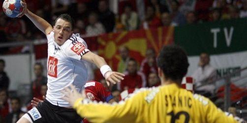 DHB-Team wendet Pleite ab - 35:35 gegen Serbien
