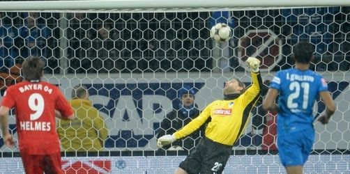 Hoffenheim geht 1:4 gegen starke Bayer-Elf unter