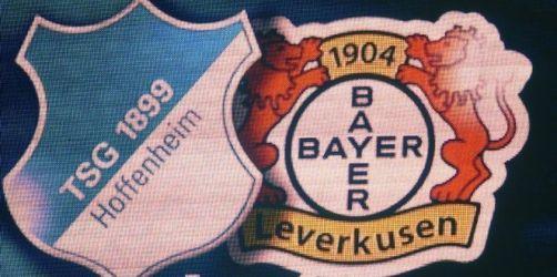 Leverkusen entzaubert Herbstmeister Hoffenheim