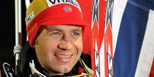 Vierfach-Erfolg der Norweger im Biathlon-Sprint