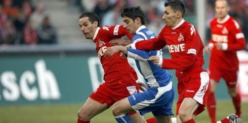 Köln wartet auf vierten Heimsieg - 0:0 gegen KSC