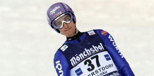 Schmitt bei Skiflug-Farce nur 15. - Olli gewinnt