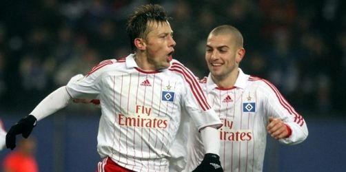 Olic für Petric im Angriff - HSV gewarnt