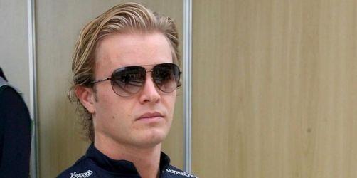 Rosberg fordert Mindestgewicht für Piloten