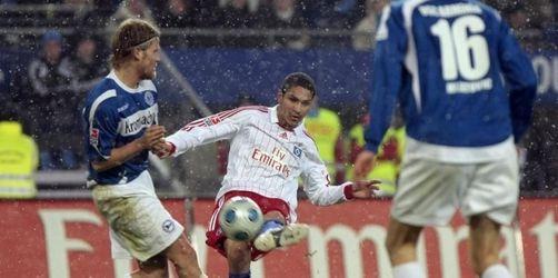 2:0 gegen Bielefeld: Hamburg spricht vom Titel