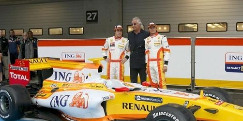 Renault: Titelsponsor steigt Ende 2009 aus