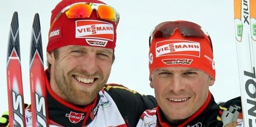 Silber im Team-Sprint für deutsche Langläufer