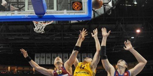 ALBA verpasst Euroleague-Viertelfinale