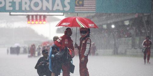Null Punkte: «Schlusslicht» Ferrari in Not