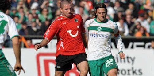 Werder tankt Selbstvertrauen: 4:1 gegen 96
