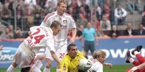 Bayer beendet Talfahrt - 2:0-Sieg in Köln