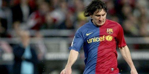 FCBarcelona mit Gala-Elf gegen Bayern