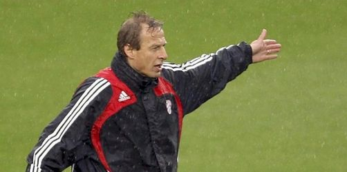 Klinsmann verspricht Kampf in Barcelona