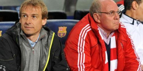 Klinsmann will bleiben - Meistertitel «Pflicht»